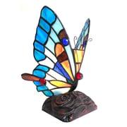 Chloe Lighting Butterfly 1 Light 9.25'' Table Lamp
