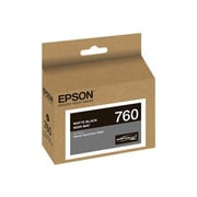 Epson® UltraChrome HD 760 Matte Black Ink Cartridge for SureColor Photo P600 Printer