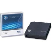 HP® LTO-7 Ultrium Data Cartridge, 15TB, (C7977A)