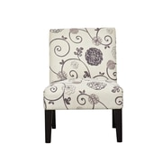 Right2Home Dining Chair, Swirl Floral (DS-2661-270-410)