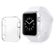 Insten Clear Slim Thin Hard Snap On Protective Case For Apple Watch 42MM Sport Edition