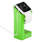 Insten Charger Docking Stand Charging Dock Station for Apple Watch 38 or 42mm , Green