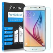 Insten Tempered Glass Screen Protector LCD Guard Shield for Samsung Galaxy S6 G920