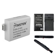 Insten LP-E5 Battery + Charger for Canon EOS REBEL XS+Pen Kit