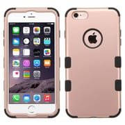 Insten Tuff Hybrid Shockproof Dual Layer Cover Case for Apple iPhone 6 Plus/6s Plus, Rose Gold