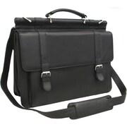 AmeriLeather Executive Briefcase; Black