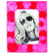NielsenBainbridge Sorbet Picture Frame; Pink