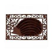 EsschertDesign Best for Boots Hedgehog Doormat