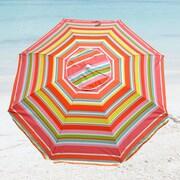 SDZA 9' Beach Umbrella with Hanging Hook