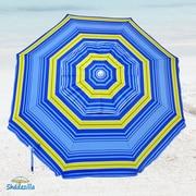 Shadezilla 9' Beach Umbrellas with Hanging Hook