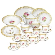 Imperial Gift Co. 49 Piece Dinnerware Set