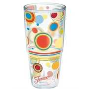 Tervis Tumbler Fiesta Poppy Dots Tumbler; 24 oz.