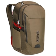 "OGIO International Ascent Backpack fits 15"" Laptops   Khaki/Red  (111105)"