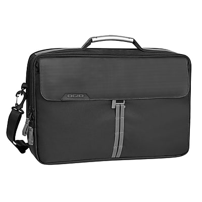 Offer OGIO Circuit Messanger Bag for up to 17 Laptop Top-Zip, Black (117057) Before Special Offer Ends
