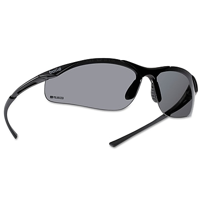 Bolle Contour Series Polycarbonate Safety Glasses, Polarized Lens (286-40048) 2121007
