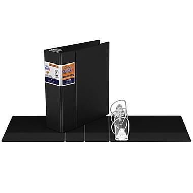 QuickFit® Deluxe Heavy-Duty Commercial Binder, 4