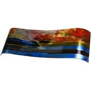 JasmineArtGlass Center Decorative Platter