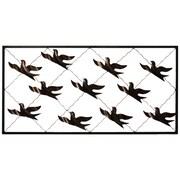 Urban Designs Bird Migration Wall Art