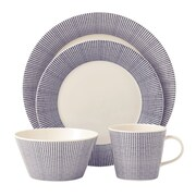 Royal Doulton Pacific 4 Piece Dinnerware Set