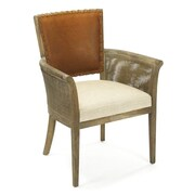Zentique Inc. Garcia Arm Chair