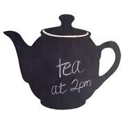 Wallies Teapot Chalkboard Wall Decal
