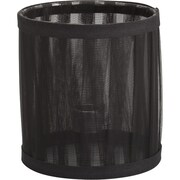 Progress Lighting 4.25'' Chiffon Fabric Drum Lamp Shade