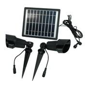 Goes Green Network Solar Spot Light