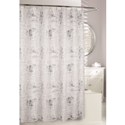 Moda At Home Enchanted Fabric Shower Curtain