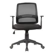 Porthos Home Sullivan Mid-Back Mesh Task Chair with Arms