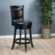 Home Loft Concepts Bryan 25'' Swivel Bar Stool