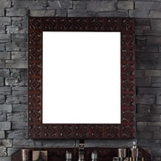 James Martin Furniture Balmoral Mirror; 42''H x 37''W x 1.5''D