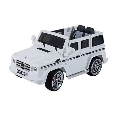Aosom Kids Mercedes Benz G55 12V Battery