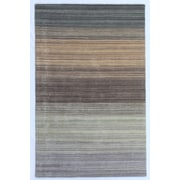 Abbyson Living Alexia Hand-Tufted Grey Area Rug; 5' x 8'