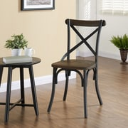 !nspire Industrial Style Dining Chair