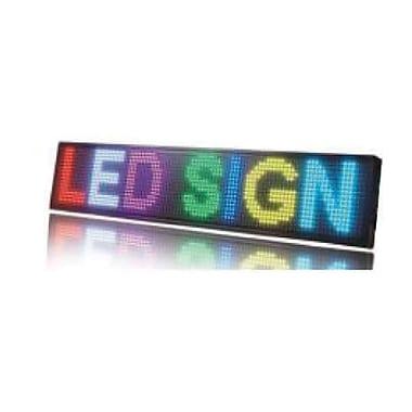 Futech LDP014 Computerized Programmable Sign, 39 1/2