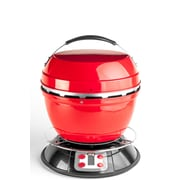 Cook-Air Wood Fired Grill; Red
