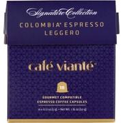 Cafe Viante Colombia Espresso Leggero for Nespresso Capsules