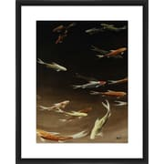 PTM Images Schools Out II Framed Painting Print
