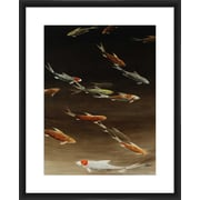 PTM Images Schools Out III Framed Painting Print