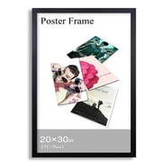 AdecoTrading Decorative 1.25'' Wide Wall Hanging Picture Frame; 20'' x 30''