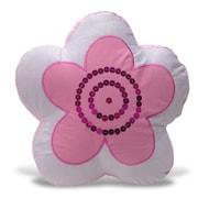 Beco Home Flower Shaped Decor Pillow