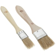 Good Cook 2 Piece Classic Pastry Basting Brush Set