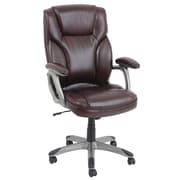 Barcalounger Executive Chair; Burgundy