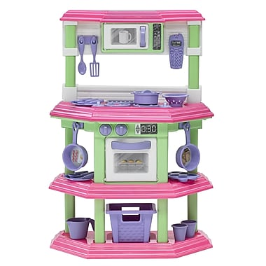 American Plastic Toys My Very Own Sweet Treat Kitchen Set