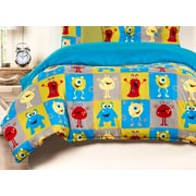 Siscovers Crayola Dream in Color Duvet Set; King