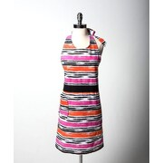 Simply Whimsical Cotton Mod Stripe Audrey Apron