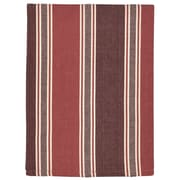 Traders and Company Cold Brook Dishtowel (Set of 6); Red / White