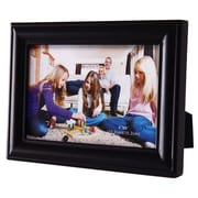AdecoTrading Decorative Curved Bevel Picture Frame; 4'' x 6''