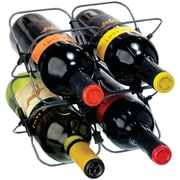 Range Kleen Houdini 4 Bottle Tabletop Wine Rack
