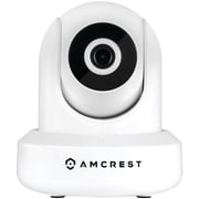 Amcrest ip2m-841w 1080p Wi-fi ip Pan/tilt 2-way Camera With Cloud Recording (white)